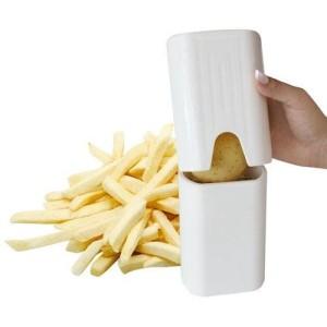 Hanifah Store Potato Cutter Slicer Chopper French Fries Pisau Source · Perfect Fries French Fries Maker Alat Pisau Pemotong Kentang Goreng