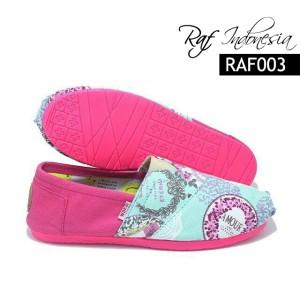 WAKAI Amour Pink - Sepatu Pria dan Wanita