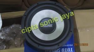 harga subwofer speaker toto sound 12 inch kevlar cone Tokopedia.com