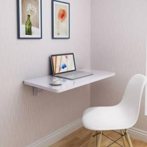 meja lipat dinding /meja laptop /meja kerja minimalis