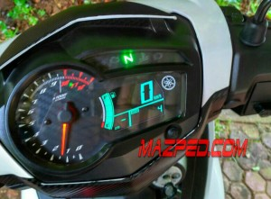 Speedometer MX King Modifikasi