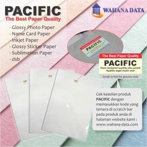 Paper Sublim / Transfer Paper - Isi 50 lembar