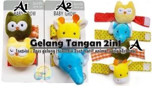 Gelang Tangan Baby / Baby Grow isi 2