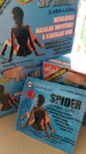 jual jamu spider laba laba khusus pria dewasa newsecond tokopedia