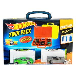 Hot Wheels Twin Pack (Isi 2 box hot wheels + 3pcs Hotwheels)