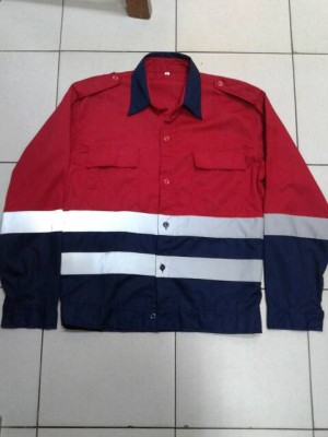 baju kerja safety/baju seragam sefety