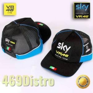 Jual TOPI   CAP SKY VR 46 RACING TEAM KTM MOTO3 moto gp italy ... 4f78c770b89