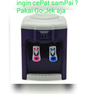 dispenser sanex D102 panas normal