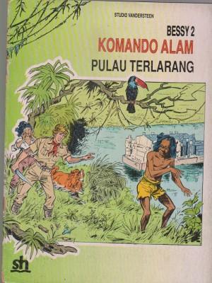 Bessy 2 Komando Alam : Pulau Terlarang