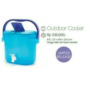 Outdoor Cooler Tupperware 8.7L