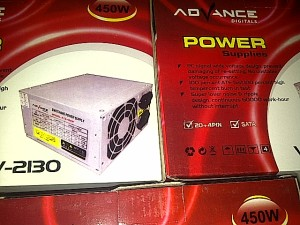 Power Advance 450 W Murah Bergaransi Kualitas Terjamin