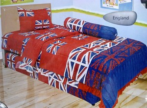 Bedcover Lady Rose Disperse 120 – England