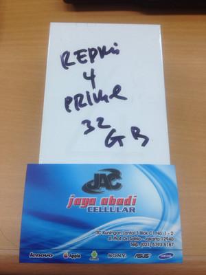 Jual XIAOMI REDMI 4 PRIME 3GB 32GB