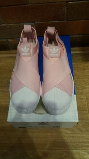 Adidas Superstar Deslizamiento En Rosa Indonesia nGyv1