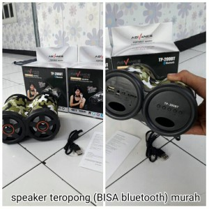 speaker advance terpong TP200 bluetooth