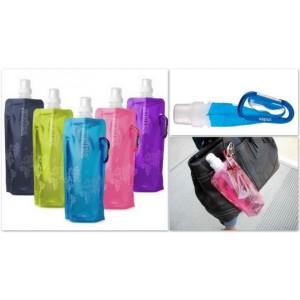 VAPUR Botol Minum Lipat / Botol Air Minum Lipat / Tempat Air Minum