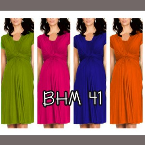 Mini Dress Hamil Menyusui - bhm 41