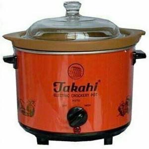 Takahi Slow Cooker 1.2L 1,2L 1.2 Liter 1,2 Liter 1,
