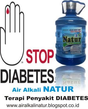 NATUR Alkali Water, Air Kesehatan Pelancar Peredaran darah