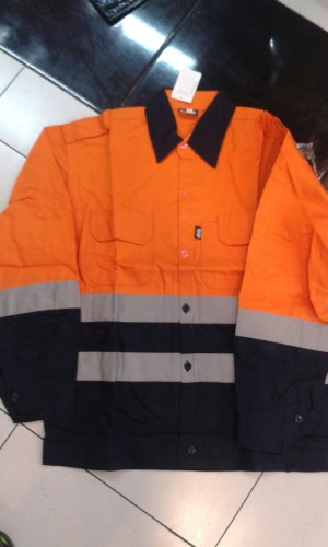 baju safety kombinasi