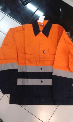 baju safety kombinasi