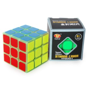 Kubus Rubik Yong Jun Glow in the Dark YJ 3x3 3x3x3 Speed Edition