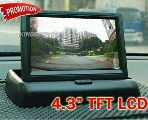 TV Monitor Mobil / Monitor portable