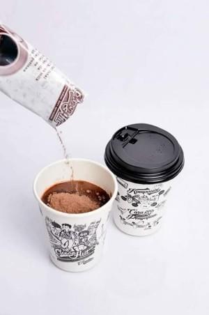 Minuman Cokelat Instant