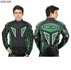 Jaket Touring Pria / Bikers / Jaket Motor HGC 605 dan HGC 604