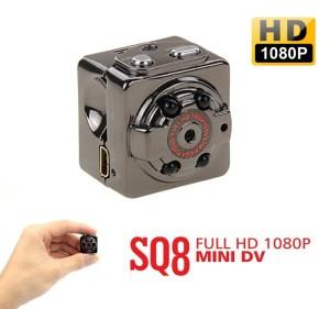Mini DV Full HD 1080P TV Out/ Car DVR/ Action Camera/ Spy Camera