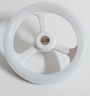Lampu TL LED Bulat Ring 18w