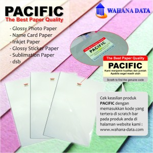 Kertas GLossy double side 190 gsm
