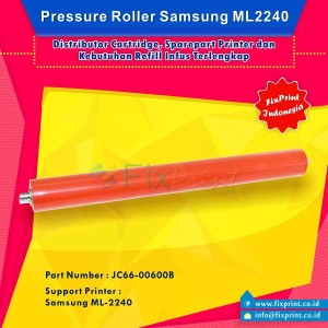 Press Roller Samsung ML-2240, Lower Pressure ML2240, Transfer Roller