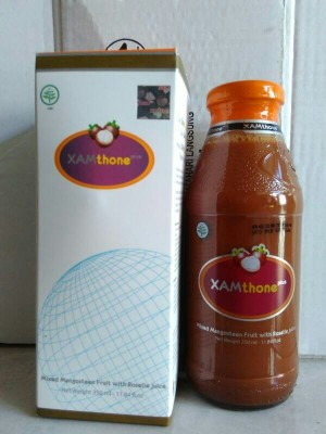 Xamthone Plus - XAMTHONE ORIGINAL 100 % - JUS MANGGIS