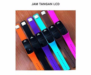 harga AKSESORIS HANDPHONE PROMO JAM TANGAN LCD PALING MURAH Tokopedia.com