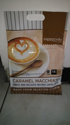 Esprecielo Caramel Macchiato