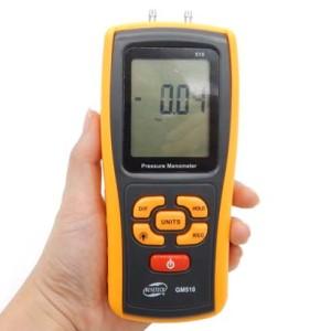 digital manometer. digital manometer - pressure gauge differential ukur tekanan r