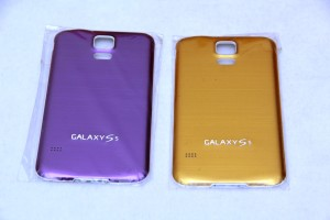 samsung galaxy s5 gold. tutup battery back cover aluminum samsung galaxy s5 gold, purple gold p