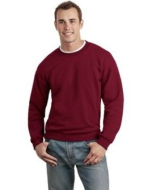 Sweater Basic Polos Oblong Merah Marun Unisex