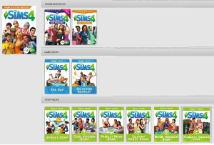 harga {MAC OS} THE SIMS 4 + GAME PACK + EXPANSION + STUFF PACK Tokopedia.com