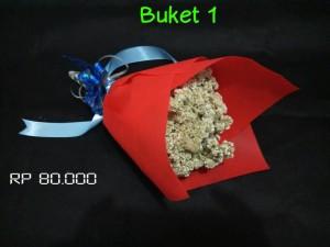 harga Bunga Edelweis Buket 1 Tokopedia.com