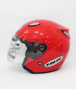 Helm Basic INK Centro-KYT GM MDS BOGO RETRO NHK SNAIL JPX AGV CROSS G2