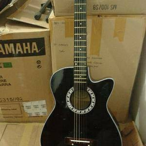 promo valentine gitar yamaha bonus softcase/sarung gratis biaya kirim