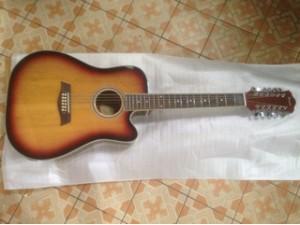 harga gitar akustik elektrik 12strng Ibanes Tokopedia.com