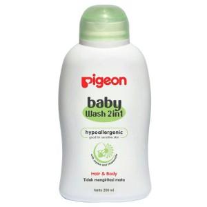 harga Sabun Pigeon Baby Wash 2 In 1 Chamomile 200ml Tokopedia.com