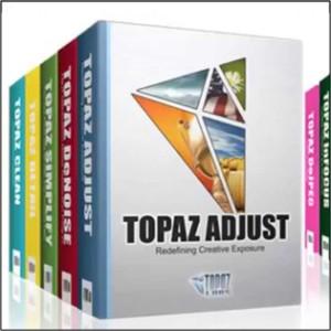 Topaz Plugins Collection for Adobe Photoshop Mac / Hackintosh