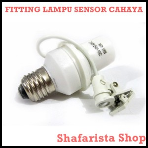 harga Automatic Night Switch TOPSTAR - Fitting Lampu Otomatis Sensor Cahaya Tokopedia.com
