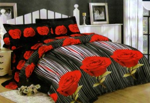 Bedcover Lady Rose Disperse 180 – Romantic Rose
