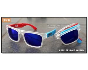 harga Spy fold America (kacamata lipat motor helm surf bkn oakley rayban) Tokopedia.com
