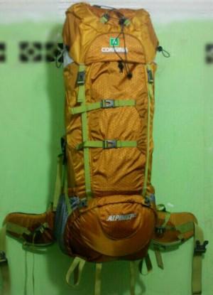 carrier consina alpinist 70+5 liter / keril / tas gunung